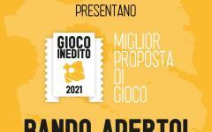 Lucca Comics & Games: Gioco Inedito 2021