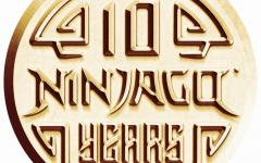 LEGO festeggia i 10 anni di Ninjago