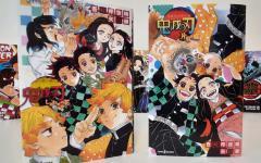 In arrivo i romanzi di Demon Slayer – Kimetsu no Yaiba