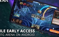 Magic: The Gathering Arena in accesso anticipato su Android