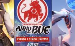È arrivato il Capodanno Lunare 2021 di Overwatch