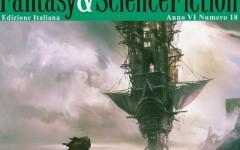 Fantasy & Science Fiction ritorna in edicola e continua dal numero 18