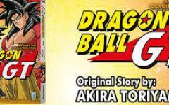Dragon Ball GT Anime Comics: La Saga dei Draghi Malvagi 1