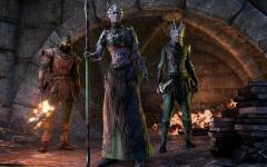 The Elder Scrolls Online: Flames of Ambition disponibile su console