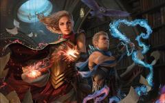 Magic: The Gathering Arena il nuovo set Strixhaven: Scuola dei Maghi