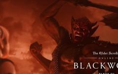 TESO: il primo trailer gameplay di Blackwood