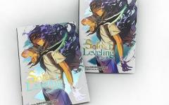 Solo Leveling 1: la cover della Limited Edition