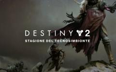 Destiny 2: inizia la Stagione del TecnoSimbionte