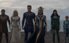 Il nuovo film Eternals dei Marvel Studios si mostra in un teaser