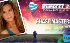 Chase Masterson ospite televisivo della Eurocon 2021