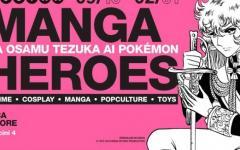 Manga Heroes. Da Tezuka ai Pokémon