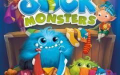 Sock Monsters