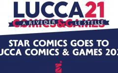 Star Comics a Lucca Comics & Games 2021