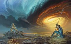 Lavori in corso per Word of Radiance di Brandon Sanderson