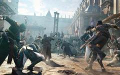 Assassin's Creed Unity, il video del gameplay coop