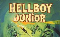 Arriva in Italia il piccolo Hellboy