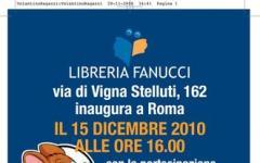 Apre a Roma la nuova libreria Fanucci