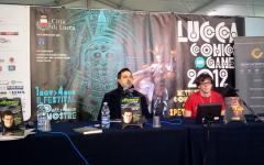 Lucca Comics&Games 2012: Effemme 6 e Dark Rock Cronicles