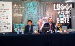 Lucca Comics&Games 2012: Silvana De Mari e L'epilogo della Profezia