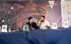 Lucca Games 2013: FM Talks – Terra Ignota di Vanni Santoni