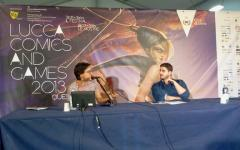 Lucca Games 2013: Nicolas Eymerich, Inquisitore - Il Villaggio