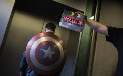Captain America: The Winter Soldier. Le impressioni di Chris Evans