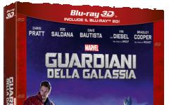 I Guardiani della Galassia dallo spazio a casa vostra