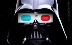Star Wars torna al cinema in 3D