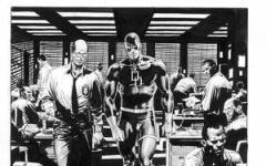 Anteprima Devil & Cap: Doppia morte. I supereroi parlano italiano