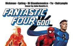 50 anni di Fantastici Quattro