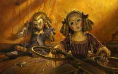 Il racconto di maggio: Carillon