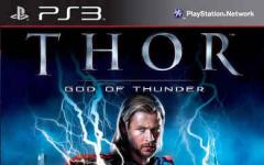 Thor, il videogame