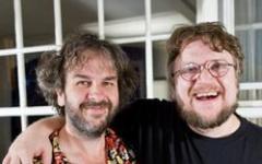 Una chat con Peter Jackson e Guillermo Del Toro