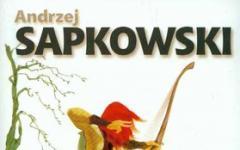 Le prime anticipazioni su il battesimo del fuoco di Andrzej Sapkowski
