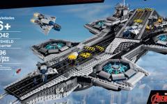 In arrivo l'Helicarrier di LEGO Marvel's Avengers
