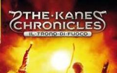 The Kane Chronicles - Il trono di fuoco