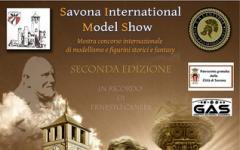 Premiazione del concorso la Centuria e La Zona Morta al Savona International Model Show 2013