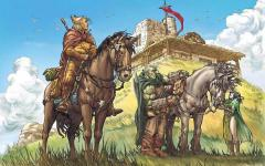 FantasyMagazine, il meglio della settimana del romanzo di Dragonero
