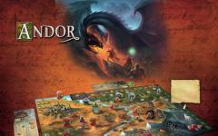 Arriva Lo scudo astrale, sbarca in Italia l'espansione di Le leggende di Andor