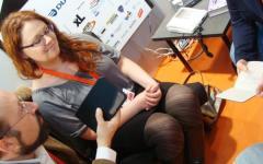 Fantasy Magazine incontra Andrea Cremer a Lucca Comics and Games 2011