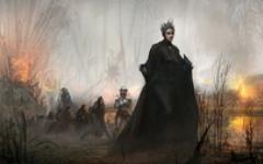 I concept art di Biancaneve e il Cacciatore