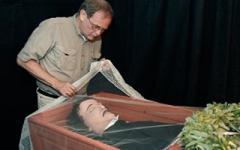 Edgar Allan Poe e il funerale mai avuto