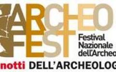 ArcheoFest 2012  il primo festival nazionale dedicato all'archeologia