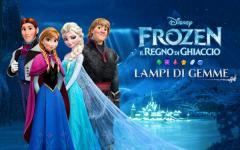 Arriva Frozen Lampi di Gemme, l'App ispirata al film Disney Frozen: Il Regno di Ghiaccio
