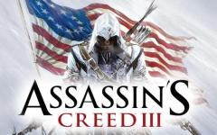 Assassin's Creed III, il trailer di lancio