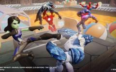 Disney Infinity 2.0: I Guardiani della Galassia