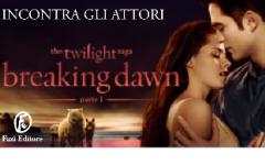 Gli attori di Twilight incontrano i fan