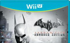 Batman Arkham City Armored Edition in versione Wii U