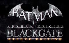 È ora disponibile Batman: Arkham Origins Blackgate - Deluxe Edition