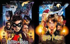 Le copertine omaggio al cinema degli albi DC Comics di marzo 2015